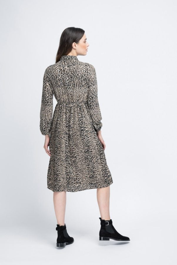 WBLELIEEN VIENNA MIDI DRESS