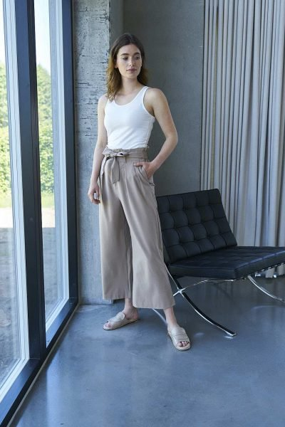 WBLRUBY BELTED PANTS