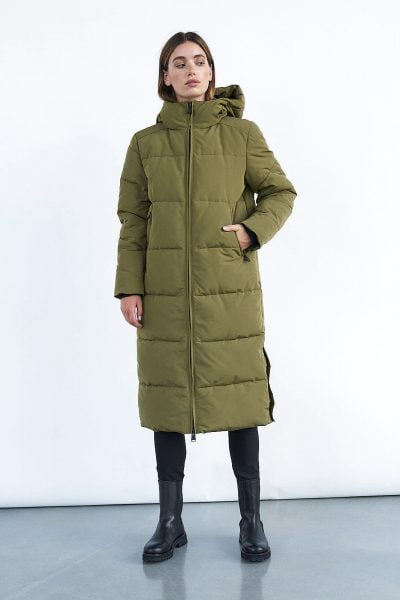 WBLGLORIAN LONG PUFFER COAT