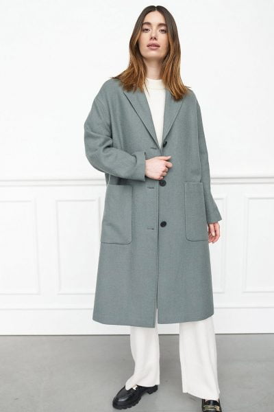 WBLCARLA TAILORED WOOL COAT