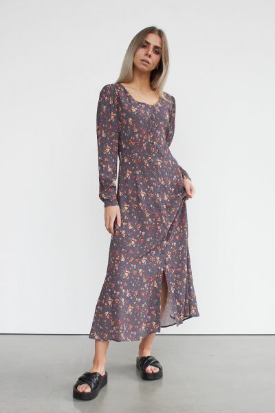 WBLSTELLA MIDI DRESS