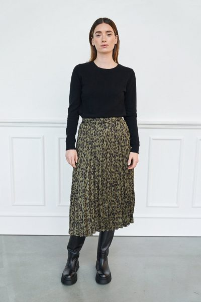 WBLLUNA LEO PLEAT SKIRT