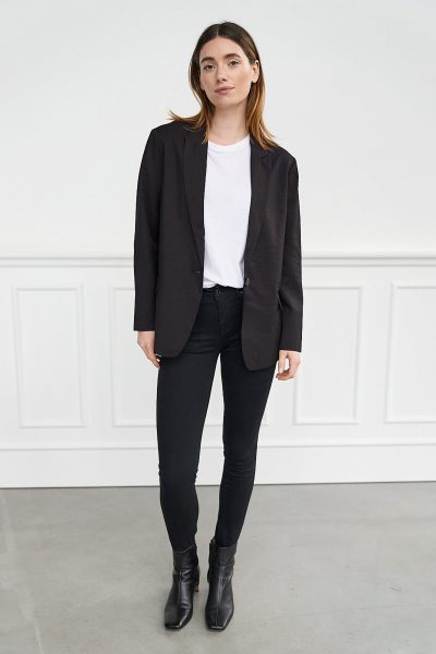 WBLSALLY TAILORED BLACK BLAZER