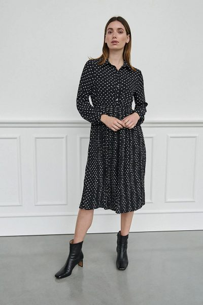 WBLELIEEN VIENNA MIDI HD DRESS