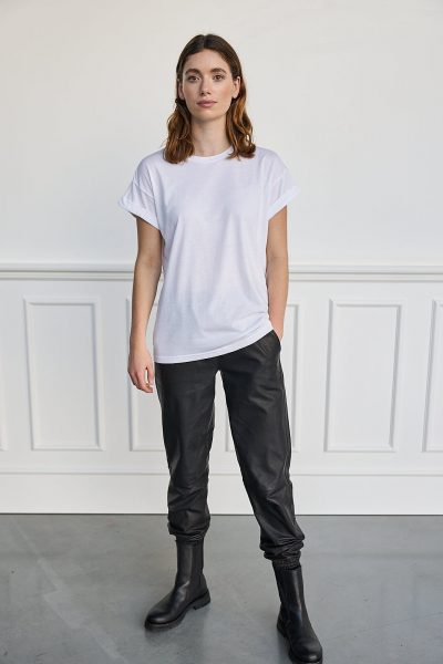 WBLNOTES SS FOLD UP TEE