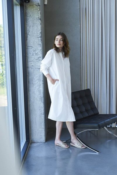 WBLANGELINA DREW SHIRT DRESS