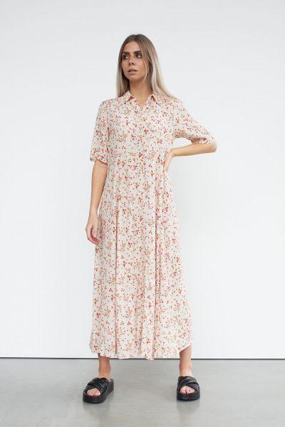 WBLCANDY STELLA SHIRT DRESS