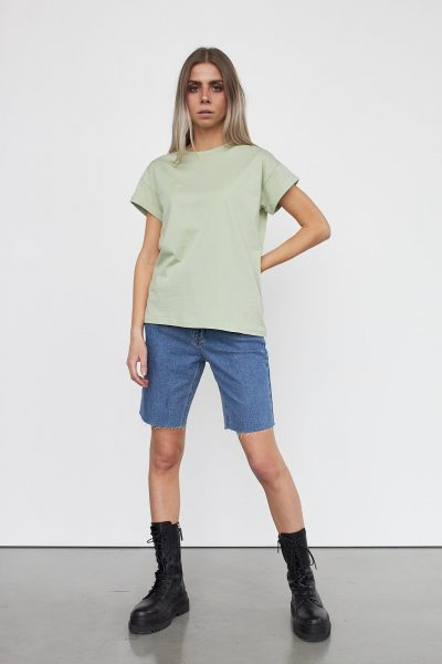 WBLNOTE SS FOLD UP TEE