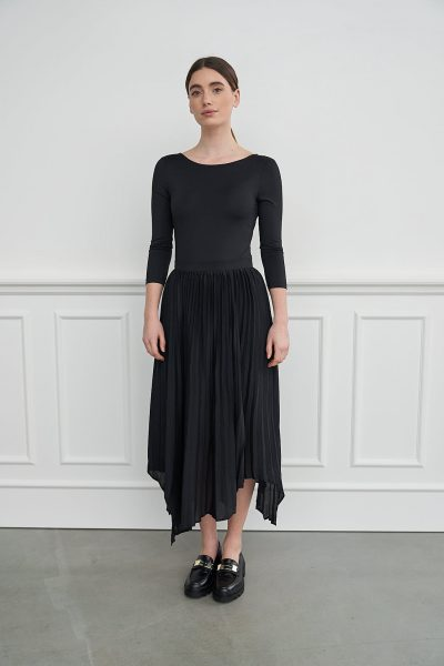 WBLROBYN PORTO PLS SILK SKIRT