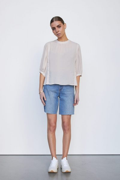 WBLMILEY 3/4 SLEEVE TOP