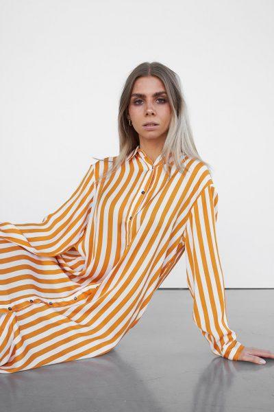 WBLDREW PARIS SHIRT DRESS