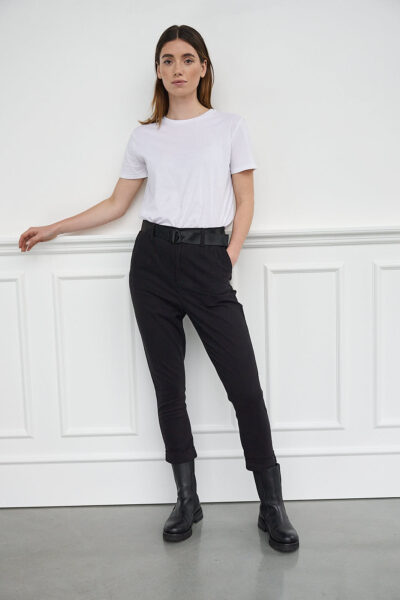 WBLCANDY RELAXED CHINO HW PANT