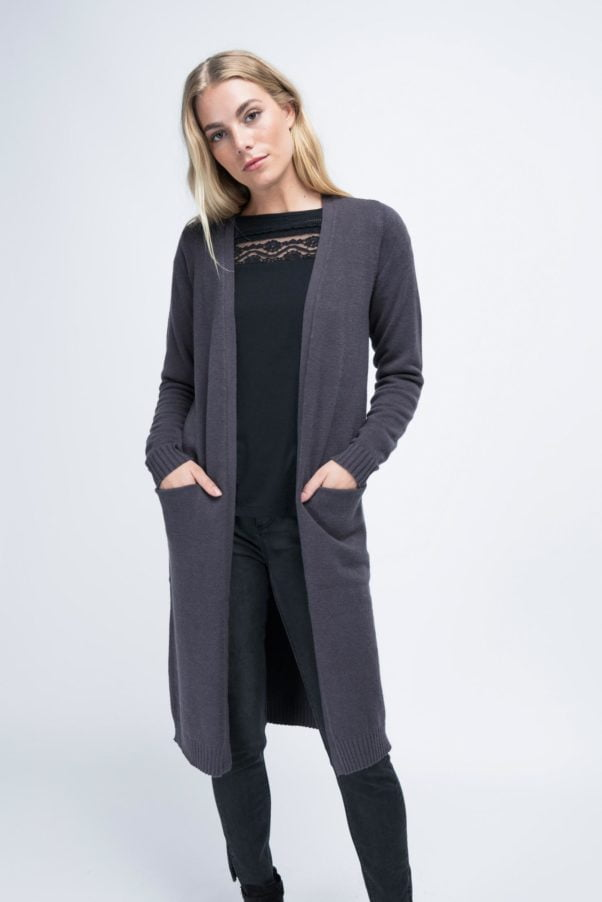 WBLPEARL LONG CARDIGAN