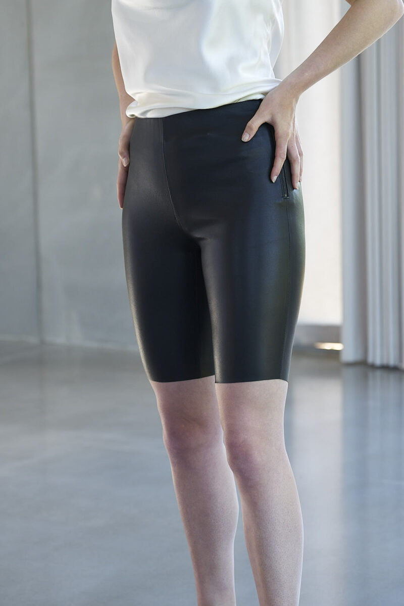 WBLMAGGIE LEATHER TIGHTS