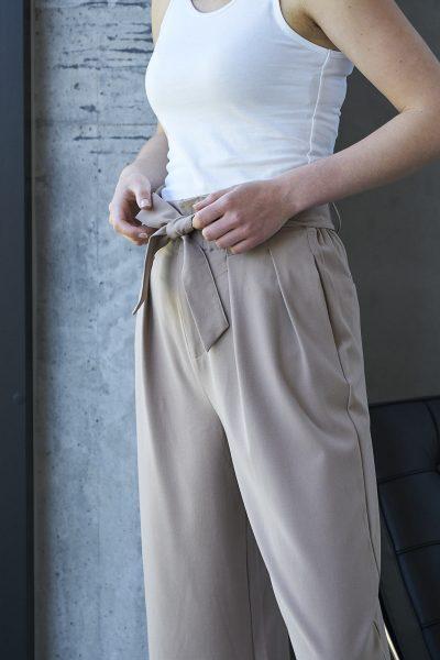 WBLRUBY BELTED PANTS