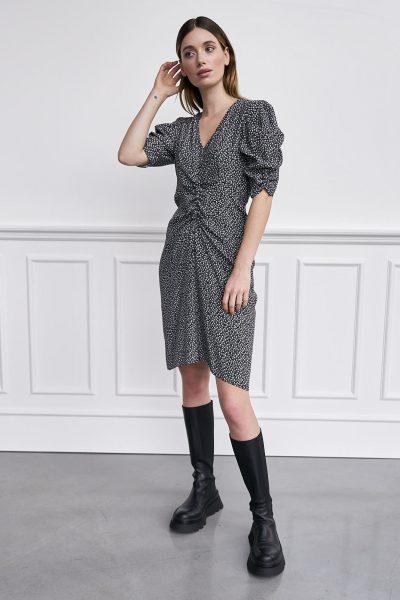 WBLTESS SHORT BODYCON DRESS