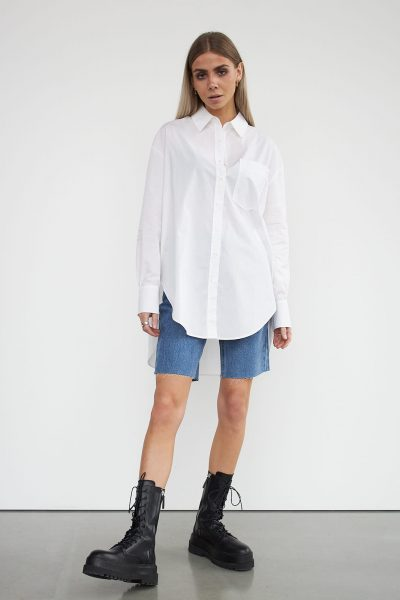 WBLHANNAH POP OVERSIZED SHIRT