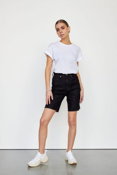 WBLROSE DENIM BERMUDA SHORTS