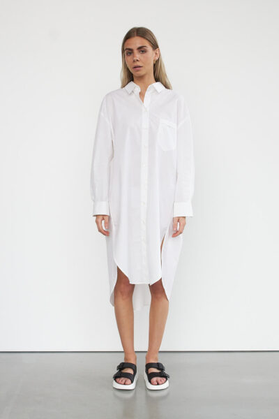 WBLSHIRLINE OVERSIZED SHIRT DR